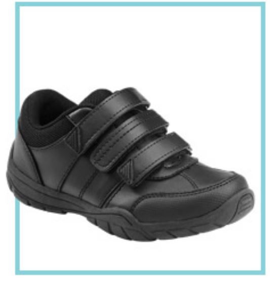 Tesco, Triple Strap Shoes, from £15.00