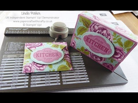 Teabag Box with Envelope Punch Board Sachets http://www.papercraftwithcrafty.co.uk/2017/07/teabag-box-and-envelope-punch-board.html