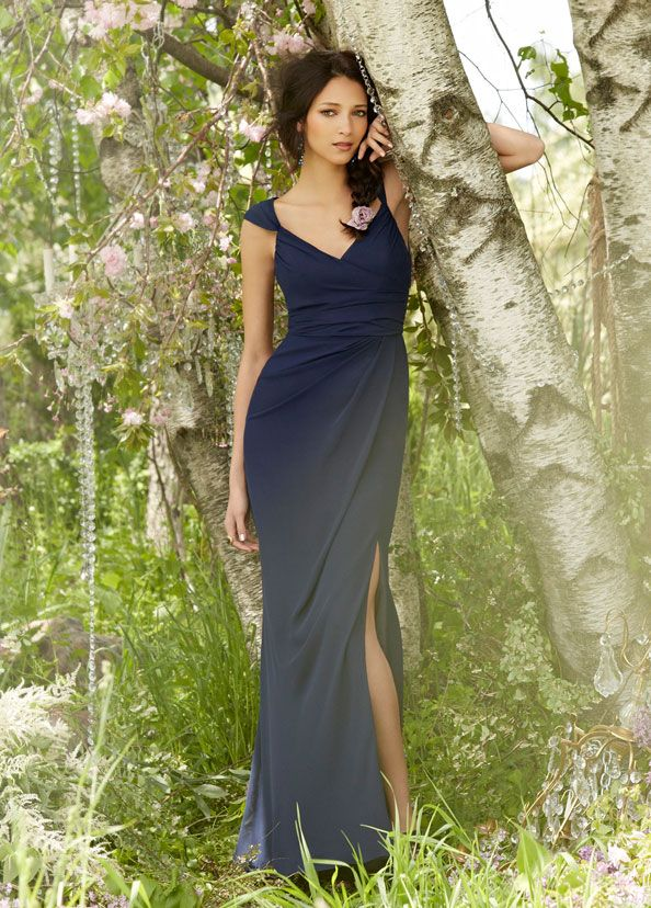 Bridesmaids and Special Occasion Dresses by Jim Hjelm Occasions - Style jh5366