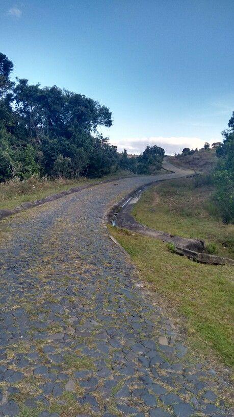 Final do passeio - Canyon Guartelá/PR