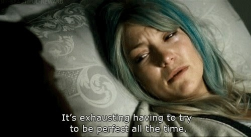This is how I feel at the end of everyday