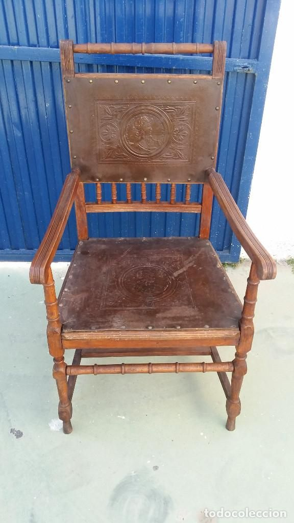 sillon antiguo - Foto 1