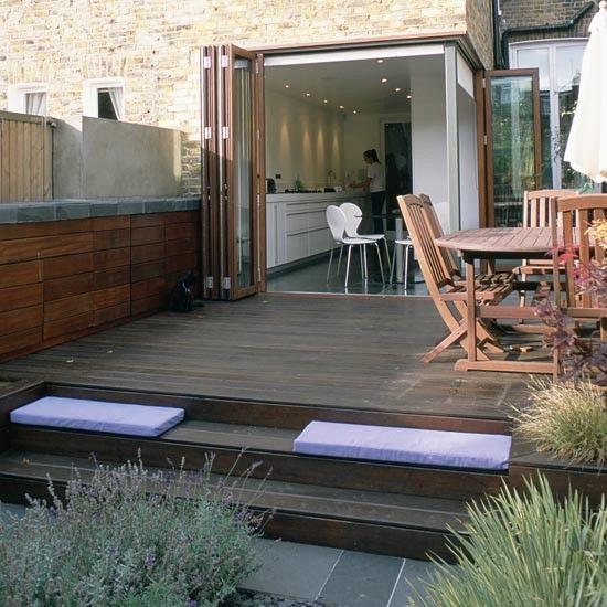 Small Garden Ideas Decking 22 best garden ideas images on pinterest | small gardens, garden
