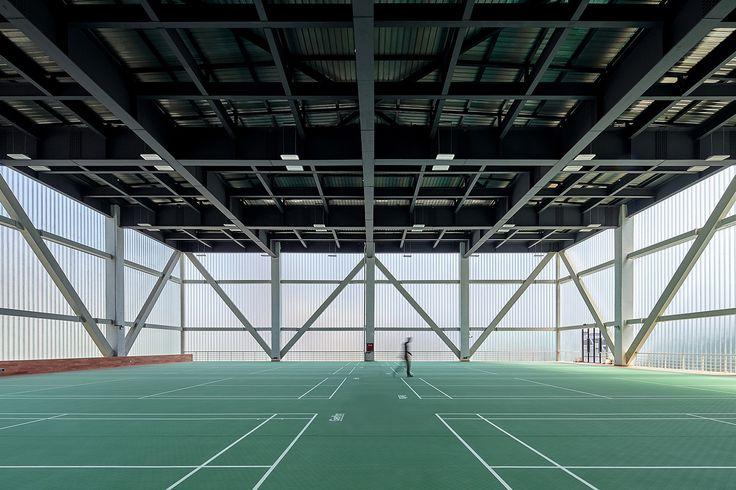 Gallery of San Wayao Community Sports Center / CSWADI 15