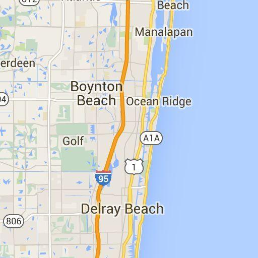 Map Of Florida Delray Beach.Non Beach Activities In Delray Beach Florida Delray Beach Florida