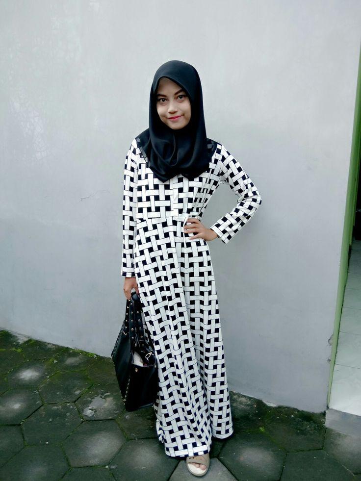 Hijab outfit #hootd #ootdhijab #hijaboutfit