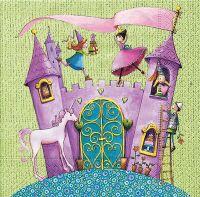 Girls castle
