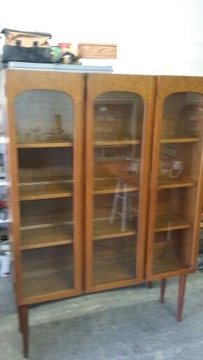 Custom bookcase at Jasper Kane