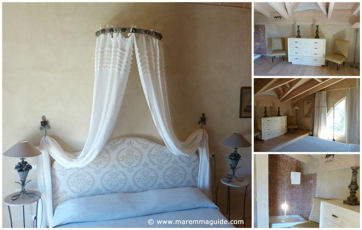 Boutique Tuscany farmhouse accommodation in Maremma Italy