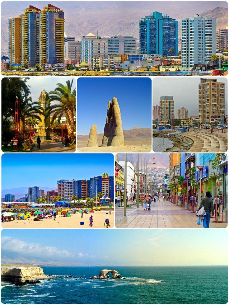 Lugares de Antofagasta, Chile