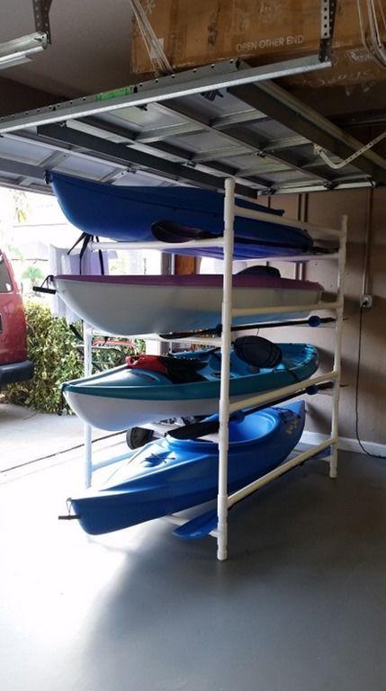 2015 10 20 17 10 09 Kayaking Kayak Storage Rack Kayak