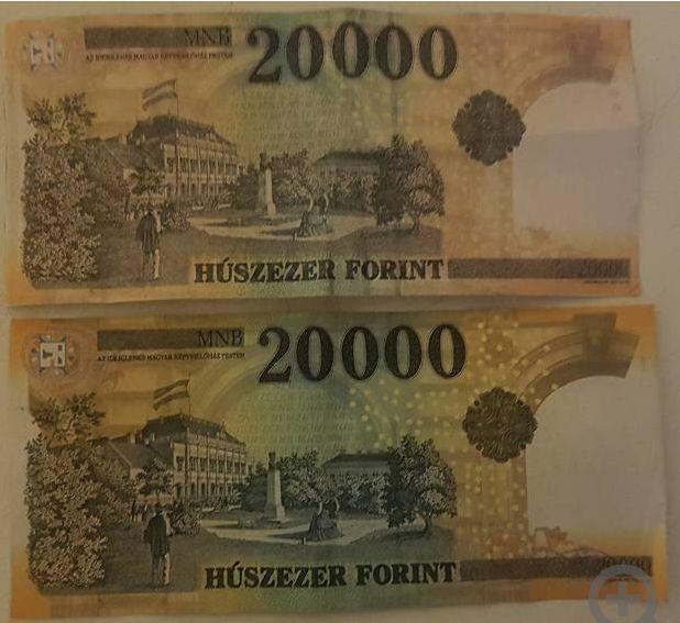 Vigyázat! Hamis húszezresek kerültek forgalomba több millió forint értékben! Bárhol találkozhatsz velük!!! Ezt nézd meg a bankjegyen és könnyen eldöntheted, hogy valódi-e! - MindenegybenBlog