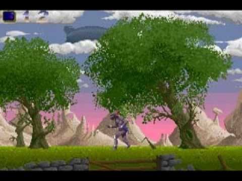 Shadow of the Beast music - Amiga