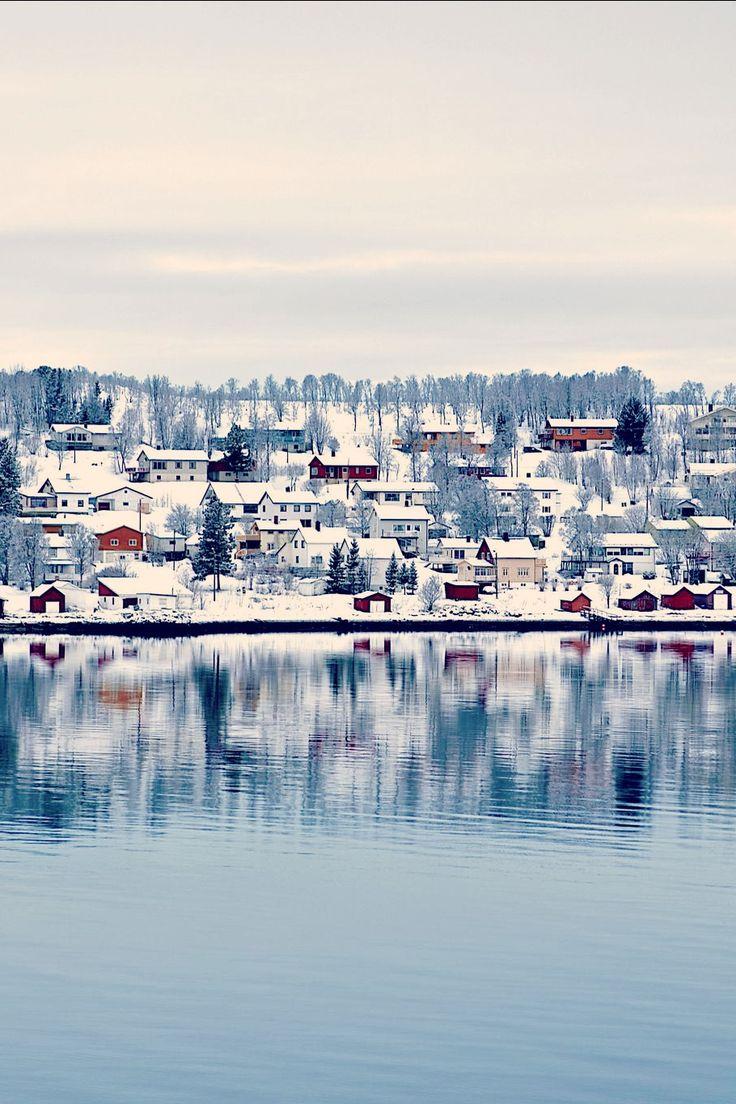 Lofoten, Norway  (by Eric Felfeli on 500px)