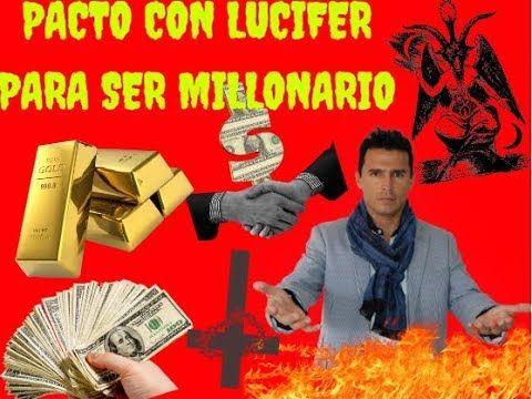 Como Hacer Un Verdadero Pacto Con El Diablo Para Ser Millonario