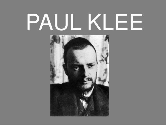 Paul klee i la geometria.