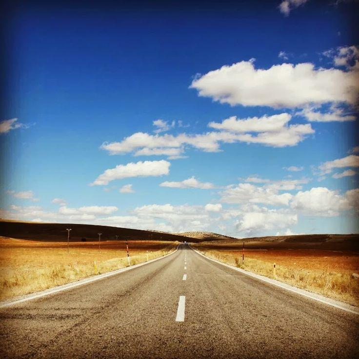 Korkuteli - Elmalı Road