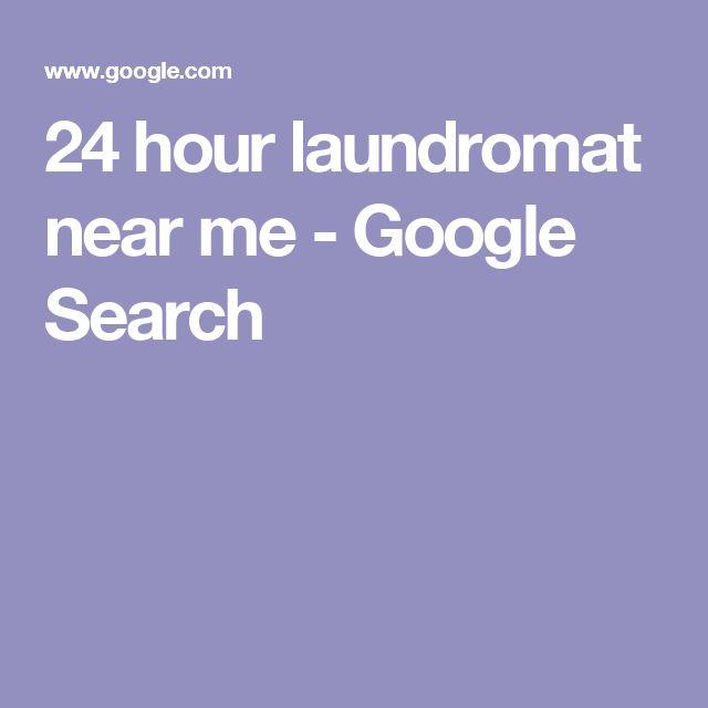 24 hour laundromat near me - Google Search
