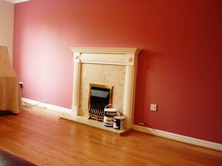 Raspberry Diva Living Room