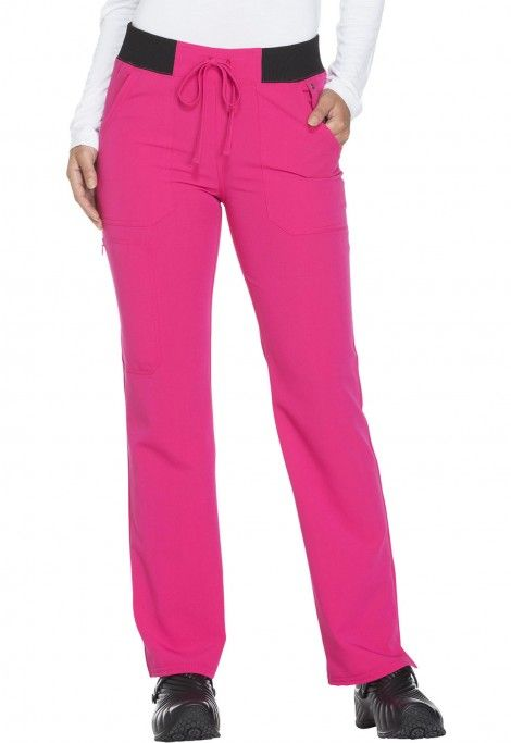 Pantalon Uniforme Medico Mujer Unicolor Dickies Dk112 Hpkz Pantalon Con Lazo Uniformes Medicos Pantalones