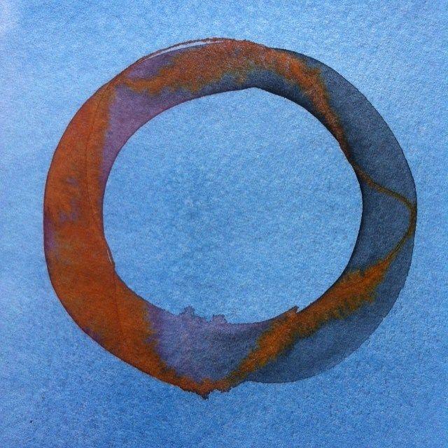 #lonehartmann #circle #watercolor #aquarelle #akvarel