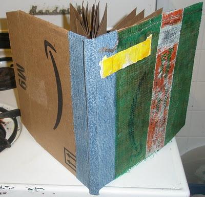 mc how to make a book