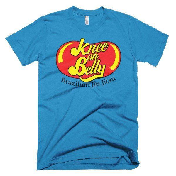 Knee on Belly tee - Short sleeve men's Jiu Jitsu T Shirt