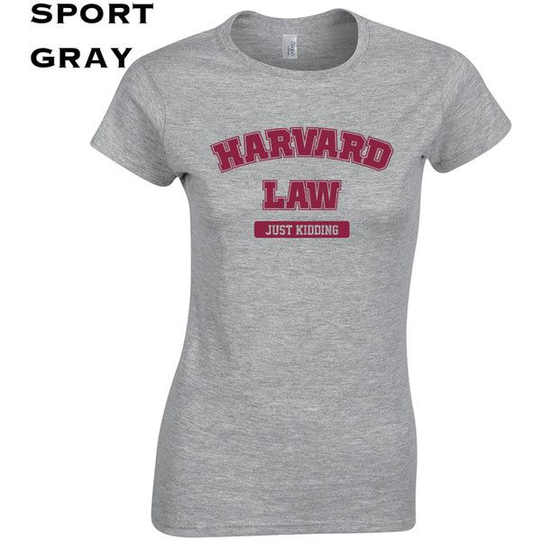 Law School Shirt Funny Just Kidding College Party Dance Vintage Retro... ($10) ❤ liked on Polyvore featuring tops, t-shirts, orange, women's clothing, retro t shirts, vintage t shirts, tee-shirt, checkered shirt and pre shrunk t shirts
