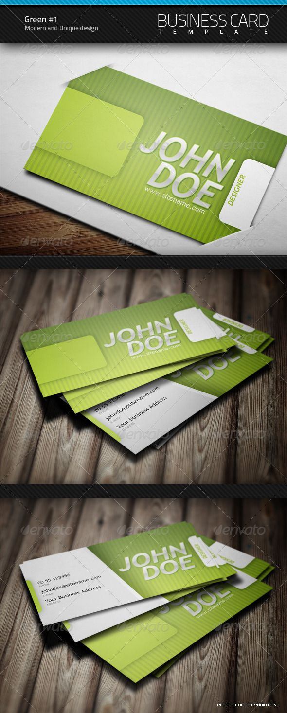 Green business card v10 green business business cards for Sustainable business cards