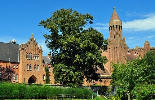 Quarr Abbey, Isle of Wight