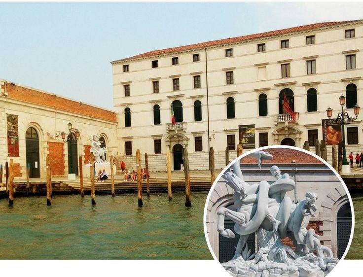 8 opere de arta prezente colateral la Bienala de la Venetia