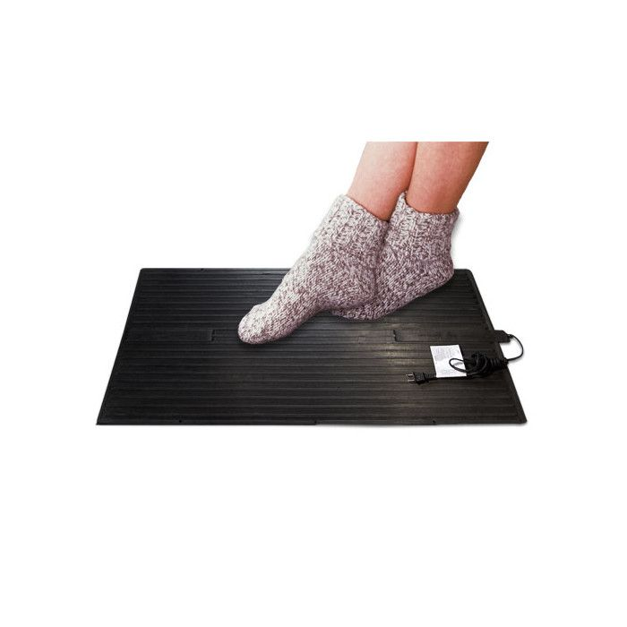 You'll love the Heated Floor Mat at Wayfair - Great Deals on all Décor  products with Free Shipping on most stuff, even the big stuff.