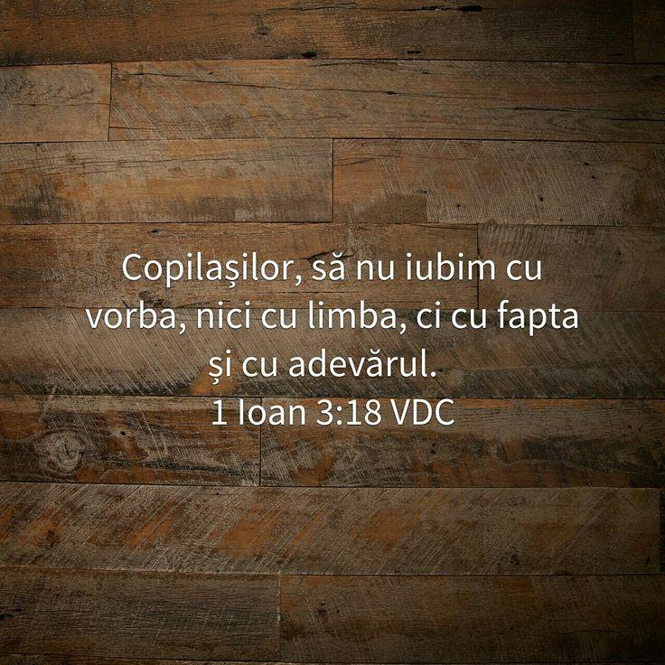 1 IOAN 3:18