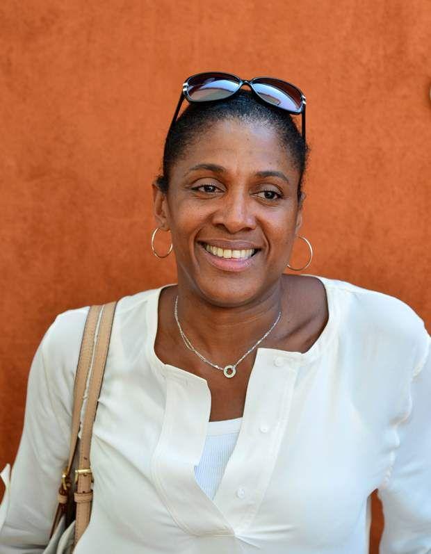 L'ancienne championne olympique, Marie-José Pérec.