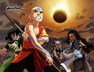A volta do Avatar.Avatar_A Lenda de Aang - Episódio 2