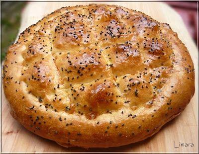 Limara, török kenyér