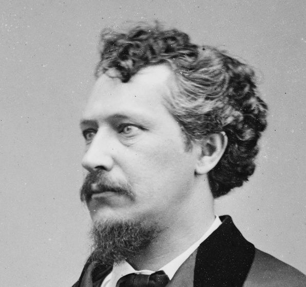 George Francis Train, The Bostonian Who Really Was Phileas Fogg - http://www.newenglandhistoricalsociety.com/george-francis-train-the-bostonian-who-really-was-phileas-fogg/