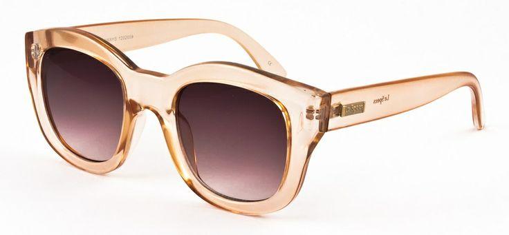 Le Specs LS Runaways-tan 549 SEK #lespecs http://www.loveyewear.se/solglasogon/le-specs-ls-runaways-tan-beige/
