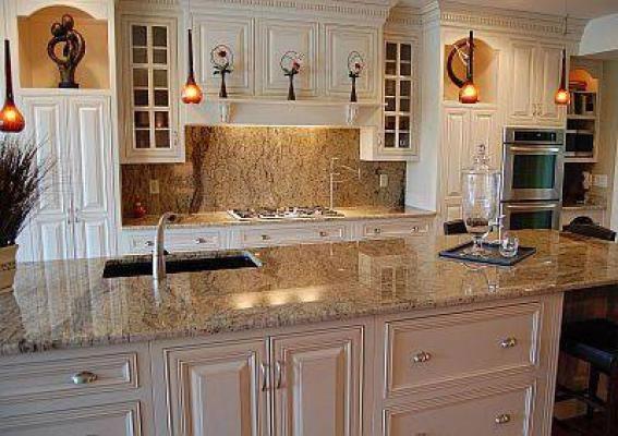 Kitchen Worktop Stone Marble Granite Shine Shine Homedesign Design Kitchentop Home Interior