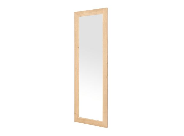 Arvin Oak Full Length Mirror 40 x 140 cm, Natural