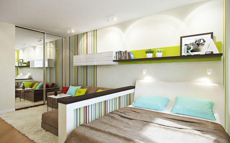 гостиная спальня - Поиск в Google