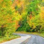 New England Fall - Bear Notch- White Mouintain Region, New Hampshire (Credit-Ellen Edersheim/NHDTTD)