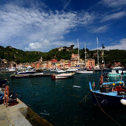 Portofino... #italy www.culturalitaly.com