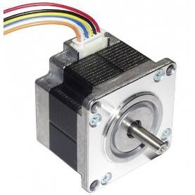 A stepper motor is basically a servo motor that uses a special technique of motorization. Wherever a servo motor using a incessant orbit DC motor and combined controller circuit, stepper motors employ multiple toothed electromagnets organized around a central gear to outline position.