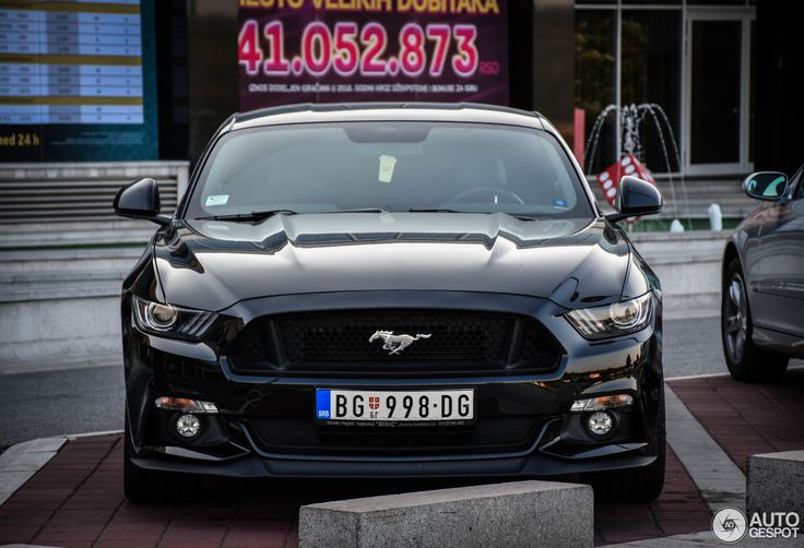 Ford Mustang GT 2015 4