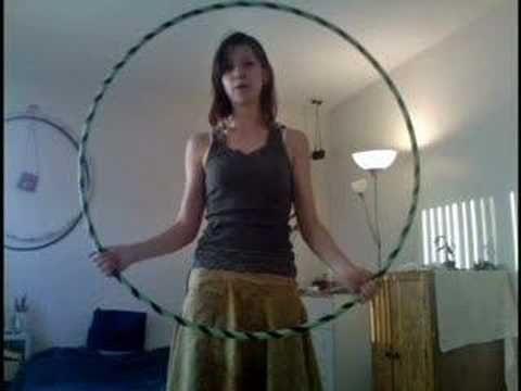 SaFire Hoop Dancing Tutorial: Chest Hooping - Classes on HoopCity.ca