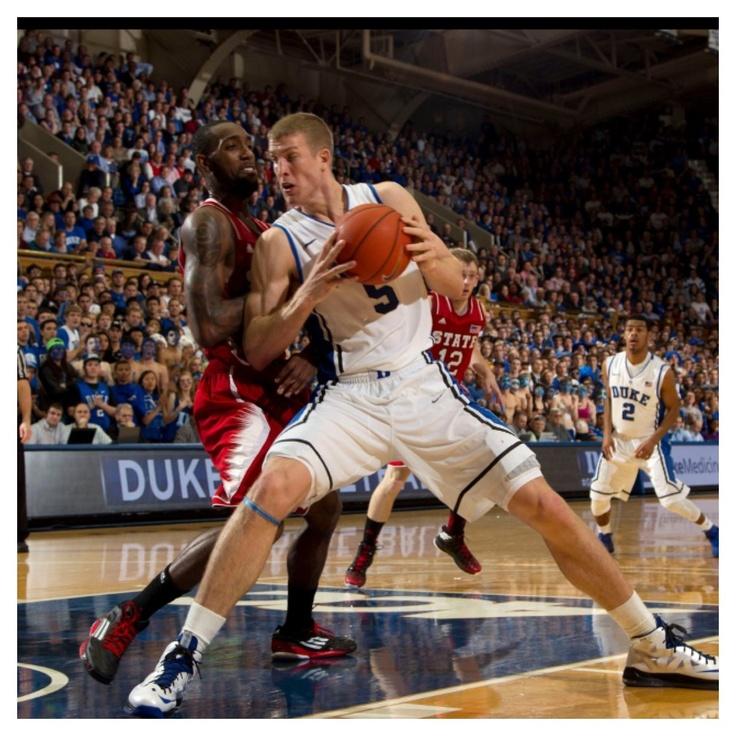 Mason scores 30 AGAIN!! Duke Basketball!! 2013