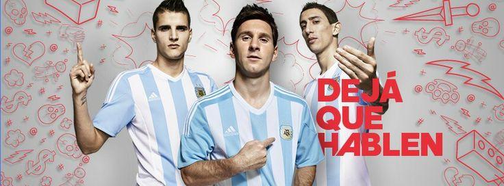Lamela-Messi-Di Maria  #DejaQueHablen