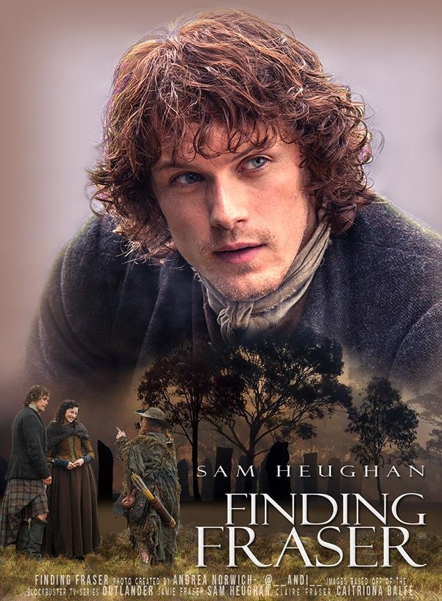 Finding Fraser. designed based off of a movie cover, Finding Forrester, with Sean Connry. lovely movie.