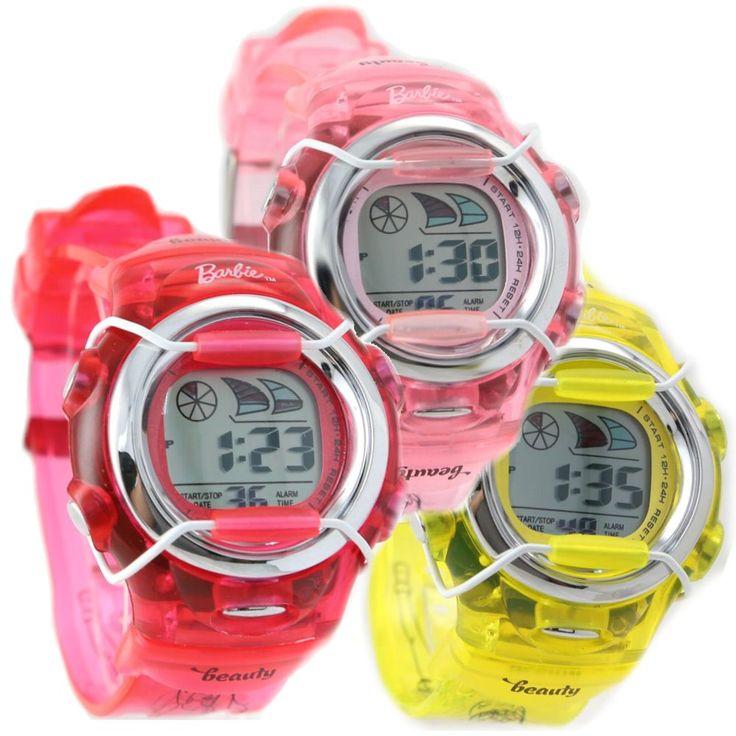 DW135B PNP Shiny Silver cassa dell'orologio Cronografo Data BackLight donne della vigilanza digitale